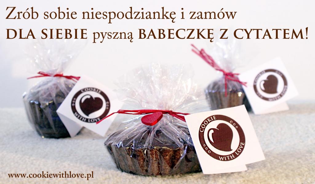 Babeczkowa Poczta Cookie with Love