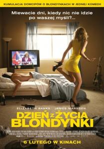 recenzja dzień z życia blondynki